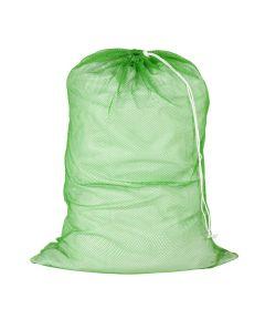 Mesh Laundry Bag, Green