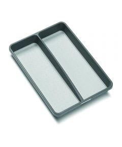 Mini Utensil Tray with 2 Compartments