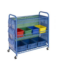 Rolling All-Purpose Activity Cart