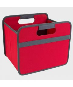 Classic Small Foldable Storage Box in Hibiscus Red