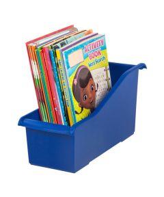 Book Bin, Red or Blue