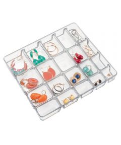 Linus Small Jewelry Tray 1 with 20 Compartments