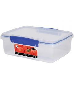 KLIP IT 8.4 Cup Rectangle Food Container