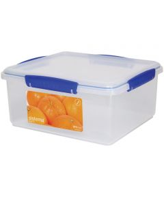 KLIP IT 21 Cup Rectangle Food Container