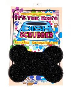 It's the Dog's Dish Scrubber