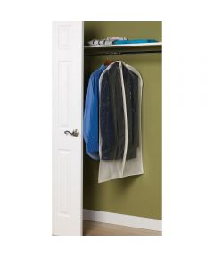 Canvas Protector Garment Bag for Suits