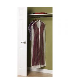 Canvas Protector Garment Bag For Dresses