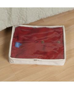 Canvas Storage Bag for Sweaters, 2 Pack