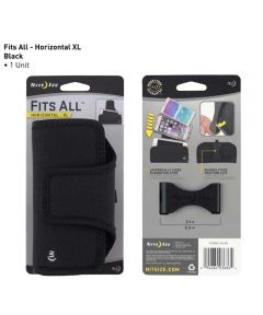 """Fits All Horizontal Phone Case Holster, 5.67"""" Long"""