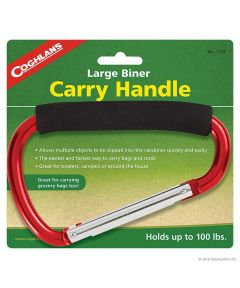 Large Biner Carry Handle, Assorted Colors