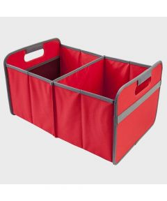Classic Large Foldable Storage Box in Hibiscus Red