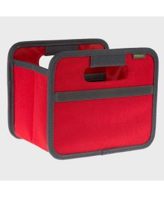 Classic Mini Foldable Storage Box in Hibiscus Red