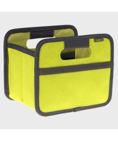 Classic Mini Foldable Storage Box in Spring Green