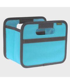 Classic Mini Foldable Storage Box in Azure Blue