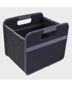 Classic Small Foldable Storage Box in Lava Black