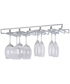 Chrome Large Stemware Holder