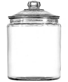 1 Gallon Glass Heritage Jar