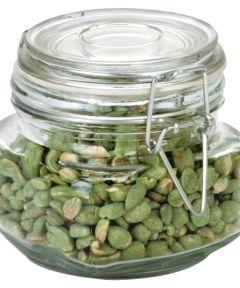 16.5 Ounce Glass Heremes Clamp Jar