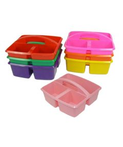 Small Utility Caddy, Assorted Colors