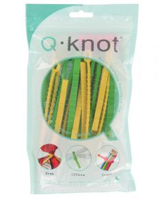 Q Knot Multi Purpose Reusable Ties, 25 Count