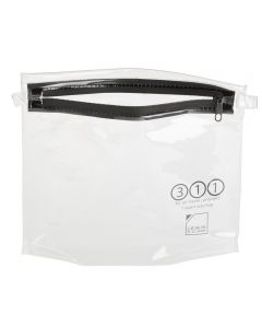 3-1-1 Carry-On Toiletry Pouch