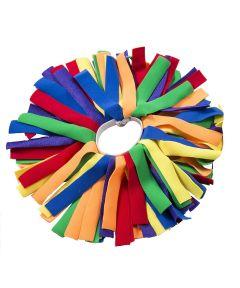 Pomchies Pom ID Luggage Tag, Rainbow