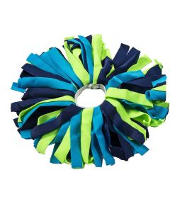 Pomchies Pom ID Luggage Tag, Sea Blue/Green
