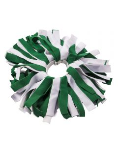 Pomchies Pom ID Luggage Tag, Green/White
