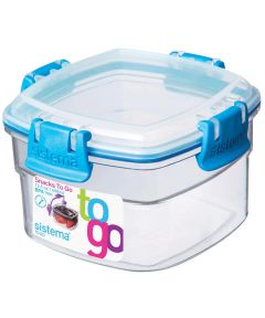 Snacks To Go Food Container, Assorted Colors