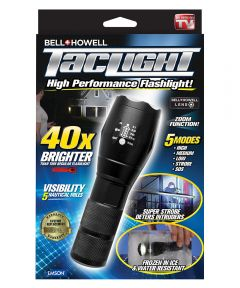 Bell + Howell TacLight High Performance Flashlight