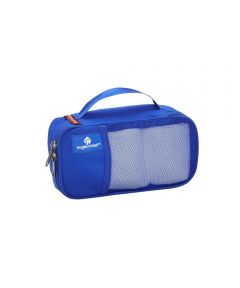 Pack-It Original Quarter Cube Travel Bag, Blue