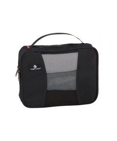 Pack-It Original Half Cube Travel Bag, Black