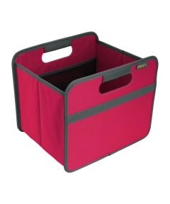Classic Small Foldable Storage Box, Pink Berry