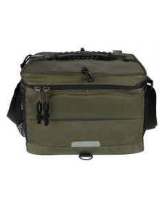 Freezable 18-Can Cooler, Olive Color