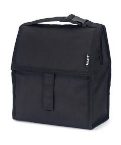 Freezable Lunch Bag, Black