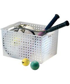 X8 Storage Basket, Clear