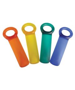 Frosted Jar Key for Vacuum Sealed Jars, Assorted Colors