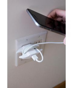 USB Wrap & Wall Charger