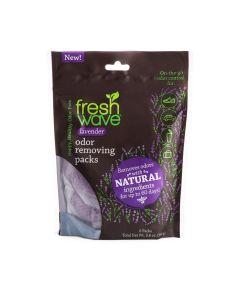 Odor Removing Lavender Packs, 6 Packs