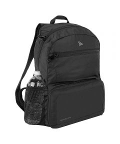 Anti-Theft Active Packable Backpack, Black