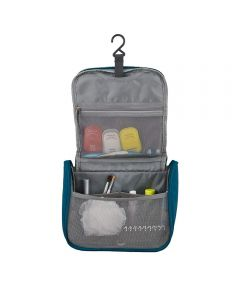 World Travel Essentials Toiletry Kit, Peacock Teal