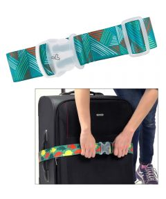 Luggage Strap Basketweave