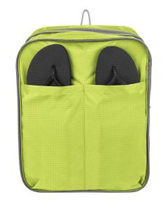 Expandable Travel Packing Cube, Lime