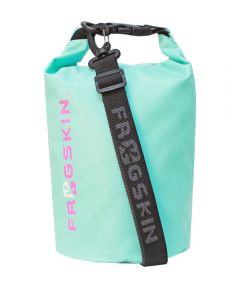 Frogskin Waterproof Dry Bag, Aqua