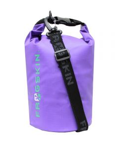 Frogskin Waterproof Dry Bag, Purple