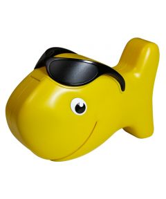 Evriholder Yellow Goldfish Container