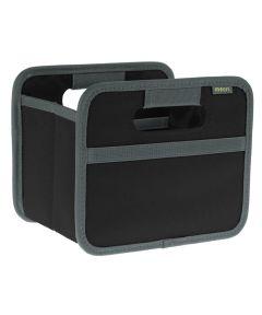 Classic Mini Foldable Storage Box in Solid Lava Black