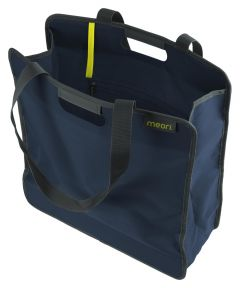 Large Essential Tote in Solid Marine Blue