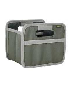 Classic Mini Foldable Storage Box in Solid Dust Olive