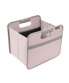Home Small Foldable Storage Box in Solid Dream Rose